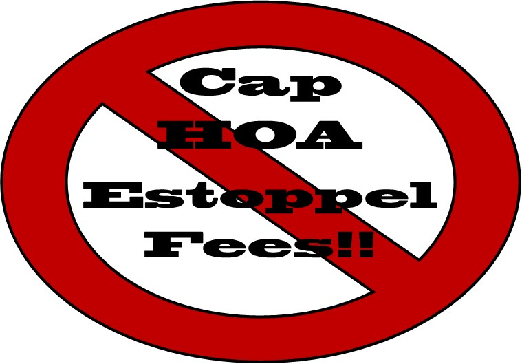 Florida Legislature Passes Estoppel Fee Reform Great News For Home